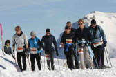 Snow Walking Event Arosa 2008